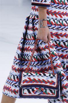 Les sacs du défilé Chanel printemps-été 2016