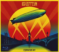 Celebration Day (Deluxe Edition 2CD, 1 Blu-Ray, 1 DVD (CD sized digipak) Led Zeppelin 1,375 customer reviews #Amazon link at: https://twitter.com/TheMarketer2015/status/599260580768292864/photo/1