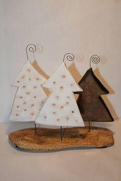 stromčeky bielo-ligotavé