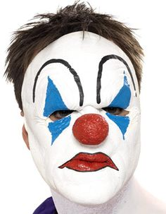 We have of costumes for all occasions and the accessories to match. For UK next day delivery, buy from Fancy Dress Ball. Clown Scare, Evil Clown Mask, Scary Mask, Evil Clowns, Scary Clowns, Cheap Fancy Dress, Fancy Dress Ball, Halloween Masks, Scary Halloween