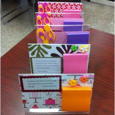 Volunteer Appreciation Gifts!--this would be nice for chapter members to do for the CAB.