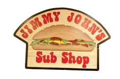 JJ's original store sign