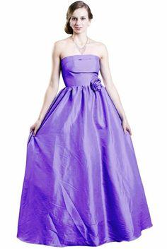 Beautifly Women's Handcrafted Floral Shimmering Taffeta Maxi Dress Ball Gown #WomensDress #Floral #Maxi #Dress