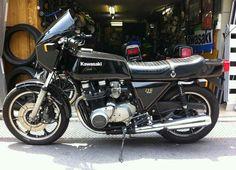 1979 Kawasaki Z1R