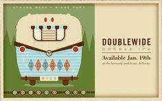 Doublewide beer
