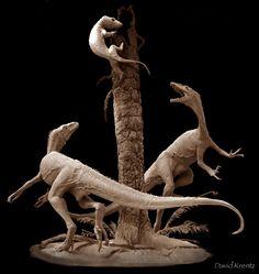 David Krentz sculpture