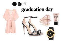 """""""Graduation day"""" by madisonbanks13 on Polyvore featuring Gucci and NYX"""