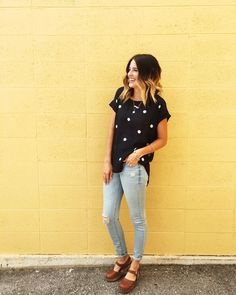 By the Bay Blouse | ROOLEE