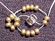 Thread.path for tennis bracelet