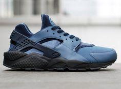 new style c8b7d f9d95 Nike Air Huarache - New Slate - Black - SneakerNews.com