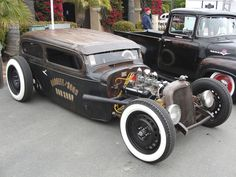 rat rods | hot rod vs rat rod - Taringa!