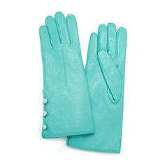 Tiffany & Co Leather Gloves