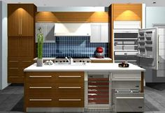Kitchen Design Software  Restaurant Software  Pinterest Amusing Free Software Kitchen Design Design Inspiration