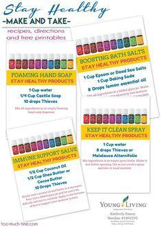 Sea Salt Scrub with Printable Labels | Recipe | Salt ...