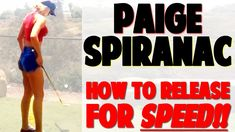 """Paige Spiranac Swing Review 