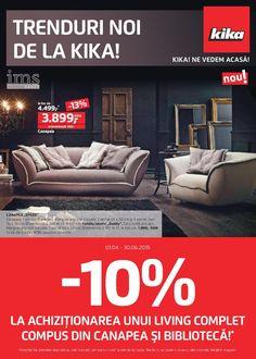 POC Oferte Supermarket online | KIKA -Trenduri noi de la Kika