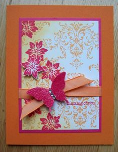 Bright Bliss by Dolly Watt - Cards and Paper Crafts at Splitcoaststampers