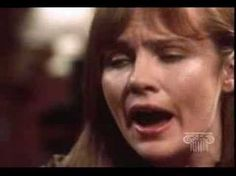 """Iris DeMent & EmmyLou Harris - """"Our Town""""....Man what voices....."""
