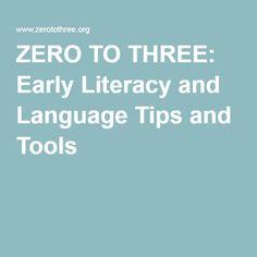 Language and Communication Baby Storytime, Early Literacy, Child Development, Story Time, Communication, Language, Feelings, Tips, Zero