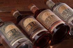 Old St. Pete Craft Spirits — The Dieline | Packaging & Branding Design & Innovation News