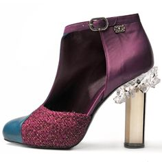 fcce4b459da Giuseppe Zanotti есен-зима 2014-2015 - обувки и сандали. See more. Назад  във времето с Chanel :: Мода Spur, Chanel Shoes, Chanel Chanel,