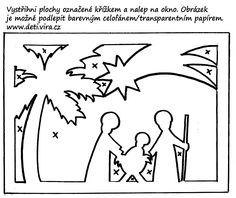vystrihovanka-betlemek.gif (914×768) Christmas Projects, Christmas Holidays, Christmas Nativity, Paper Cutting, Advent, Crafts, Character, Ideas, Christmas Lanterns