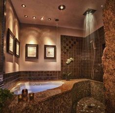 15 MUST SEE DREAM HOME Bathrooms [Shower Heaven] I don't want these! I just wanted to pin these because they are crazy!