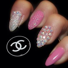 Stilleto Nails : I'm getting these done next !