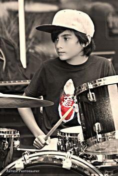 Attention Deficit Drummer