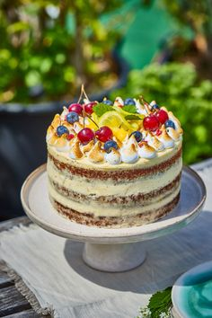 Naha, Izu, Mojito, Panna Cotta, Wedding Cakes, Dessert Recipes, Cookies, Baking, Food