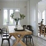 Permanent Link to : Summer House Dining Table Design from Oslo, Norway