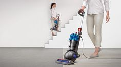 The Dyson Small Ball Animal full size vacuum cleaner is light weight and uses Ball™ technology for easy, agile cleaning. Top Rated Vacuum Cleaners, Upright Vacuum Cleaner, Clean Dyson Vacuum, Vacuum Packaging, Best Vacuum, Hard Floor, Home Appliances