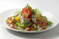 Tomato Salad / Blue Smoke Executive Chef / Kenny Callaghan