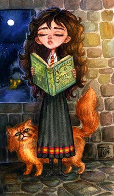 Hermione Sketch by http://feliciacano.deviantart.com/art/Hermione-Sketch-201153405