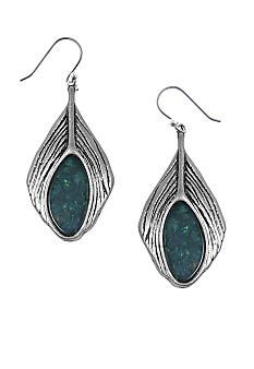 Celebrities who use a Lucky Brand Green Stone Feather Earrings. Also discover the movies, TV shows, and events associated with Lucky Brand Green Stone Feather Earrings. Feather Earrings, Drop Earrings, Lucky Brand Jewelry, Adventure Style, Green Stone, Household Items, Decorative Items, Peacock, Bling