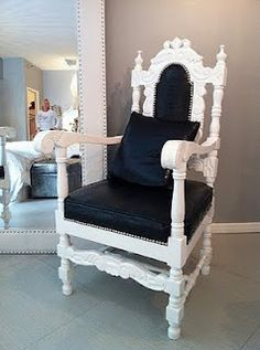 white goth....nice!
