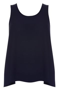 Primark - Blue Casual Swing Vest
