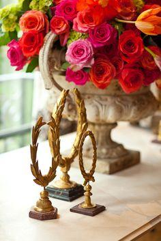 Laurel Wreaths #gilding #amyhowardathome #diy