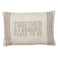 Pillow for bedroom