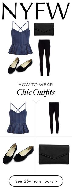 """""""Untitled #286"""" by starshine05 on Polyvore featuring New Look, Ralph Lauren Black Label and LULUS"""