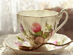 My Cozy Corner: Scottish Tea Time