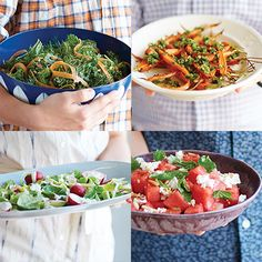 10 of Sweet Paul's BEST side dishes - perfect for your next BBQ or POTLUCK!  Everyone will be asking you for these recipes at the party!