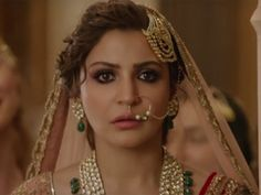 Anushka Sharma, who is seen in bridal outfit in the song 'Channa Meraya' from 'Ae Dil hai Mushkil', had a difficult time while shooting for the film.