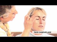 Rio Skin Camouflage, great for covering scars, birthmarks and stubble Camouflage Makeup, Rio Beauty, Skin Color Tattoos, Corrective Makeup, Rosacea, Acne Scars, Smudging, Youtube, Facial
