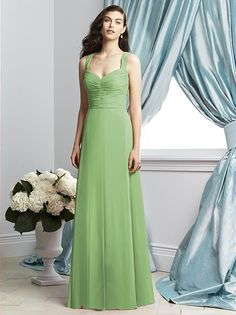 Dessy Collection Style 2929 (shown in apple slice)