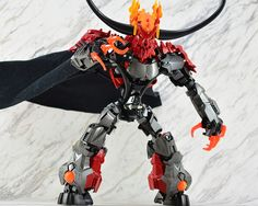 All sizes | Herofactory MOC : General Pyrox | Flickr - Photo Sharing!