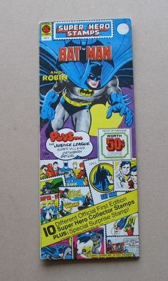 Vintage 1989 Batman Crayon By Number Set Craft House Never Used