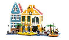 Bringing You the Top Rated Toys Online! Star Wars Boba Fett, Star Wars Clone Wars, Lego Star Wars, Star Trek, Lego Beach, Lego Christmas, Lego Boards, Lego Modular, Lego Architecture