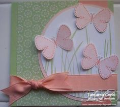 Flight of the Butterfly (WSC54) stampin up