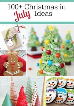 100 Christmas In July Ideas